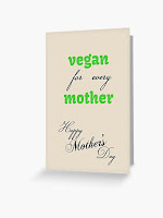 Vegan for every Mother - Happy Mother's Day
