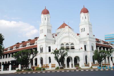 Sejarah Singkat dan Fakta Menarik Tentang Lawang Sewu Semarang