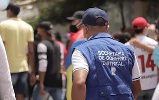 hoyennoticia.com, Riohacha: Administración Distrital acompañó como garante las movilizaciones ciudadanas