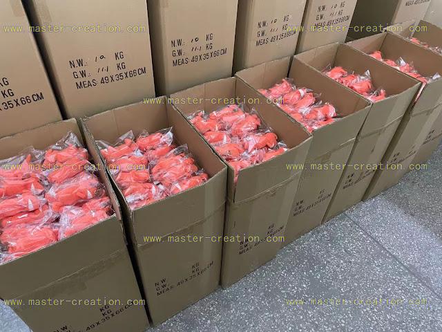 plush dolls packing carton