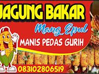 Download Contoh Spanduk Jagung Bakar Format CDR