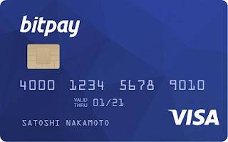 بطاقة bitpay