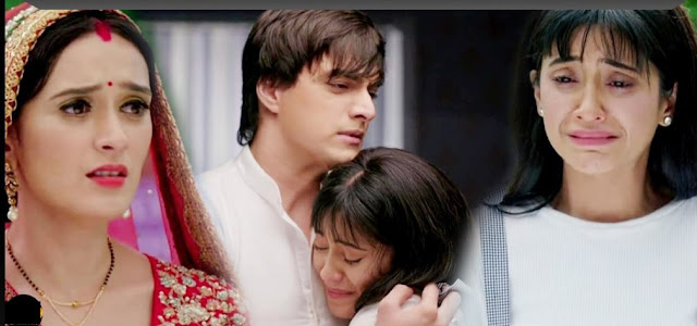 Big Twist : Naksh to take away Kairav and Naira from Kartik in Yeh Rishta Kya Kehlata Hai
