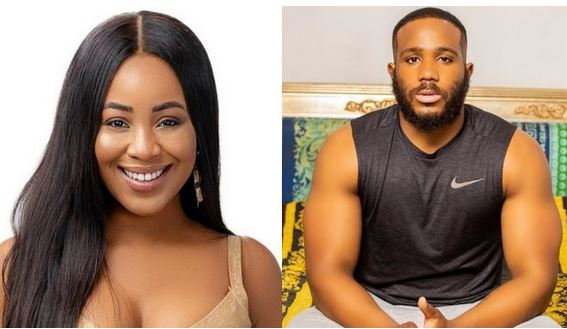 BBNaija2020: Mixed Reactions Trail Kiddwaya, Erica's Intimacy
