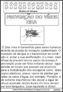 prevenção do zika vírus