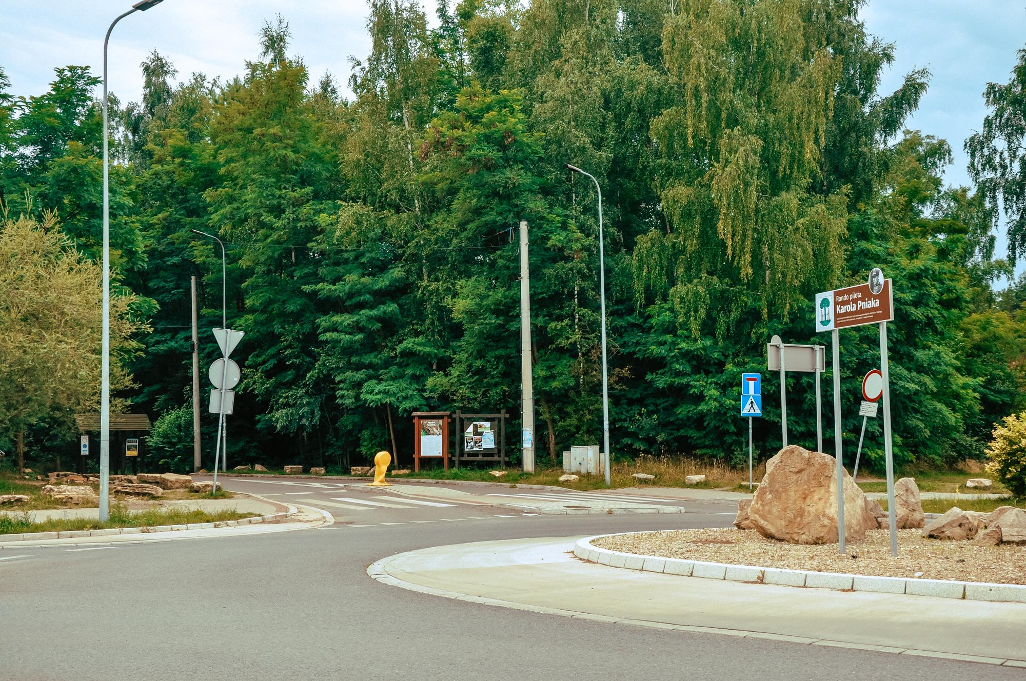 polskie malediwy Jaworzno gdzie zaparkować?
