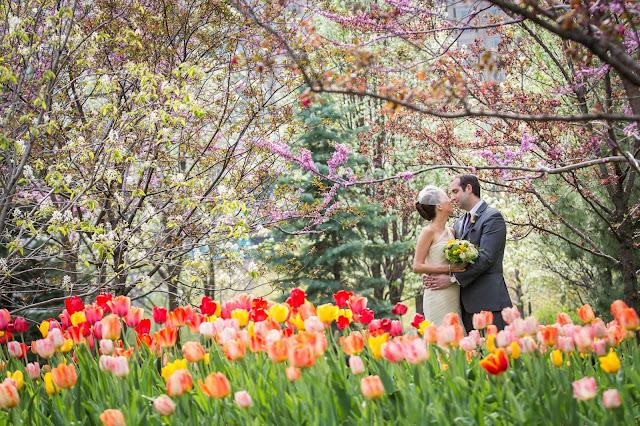 Ideias para quem deseja se casar na primavera