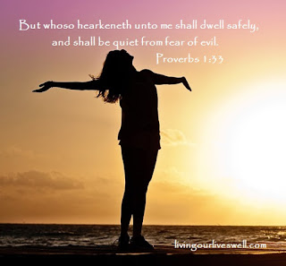 Proverbs 1:33