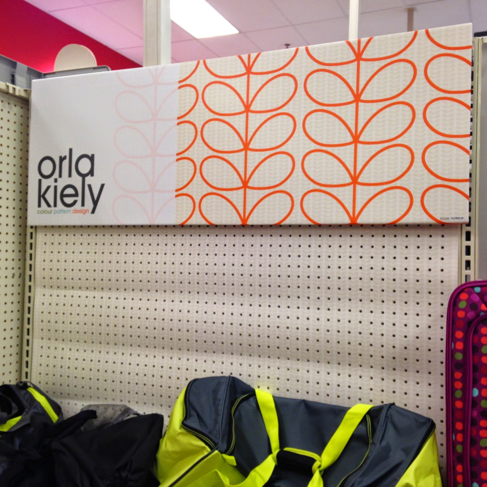 0c11c06ea47b I Love Orla Kiely  Orla Kiely for Target Travel Luggage and Accessories