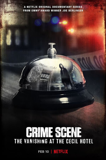 Escena del crimen. Desaparición en el Hotel Cecil