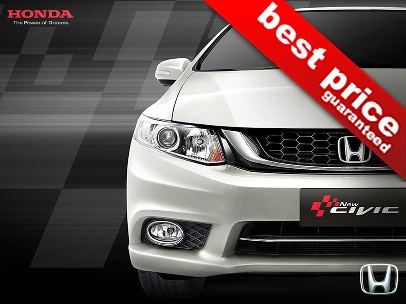 Daftar Harga Honda Civic Bandung :