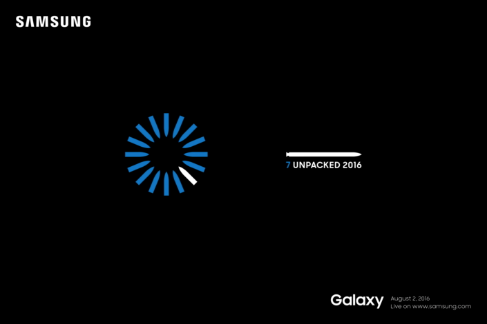 Samsung Galaxy Note Unpacked 2016