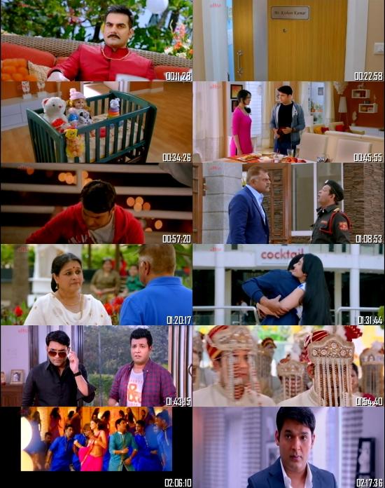 Kis Kisko Pyaar K@roon 2015 Hindi 720p 480p WEB-DL x264 Full Movie
