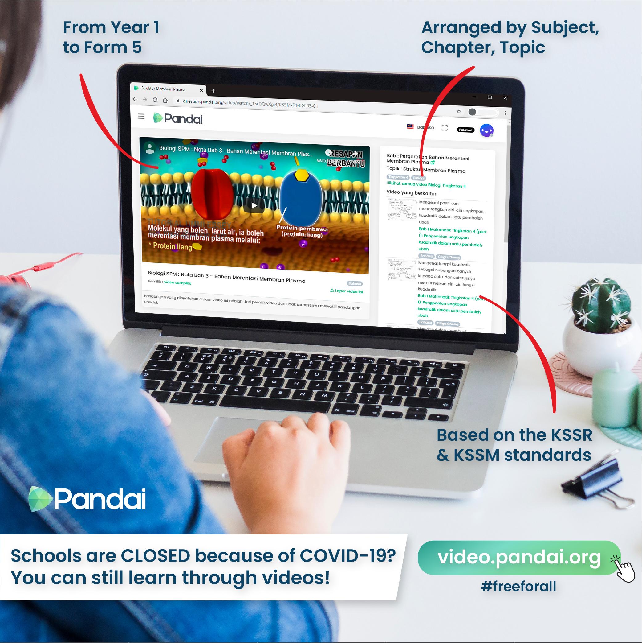 pandai tutor, pandai app login, question pandai org video, https question pandai org video, pandai premium, video pandai org form1, covid-19 study,
