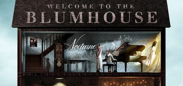 'Welcome to the Blumhouse': lançados 4 trailers para a antologia de terror