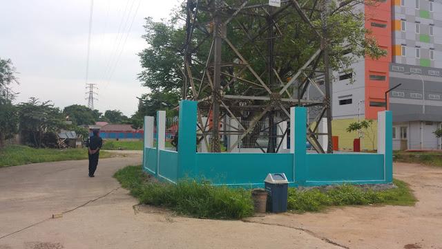 Jasa Pemasangan Pagar BRC dan Jasa Pembuatan Pagar BRC Untuk Proyek Pagar Tower BTS Jakarta