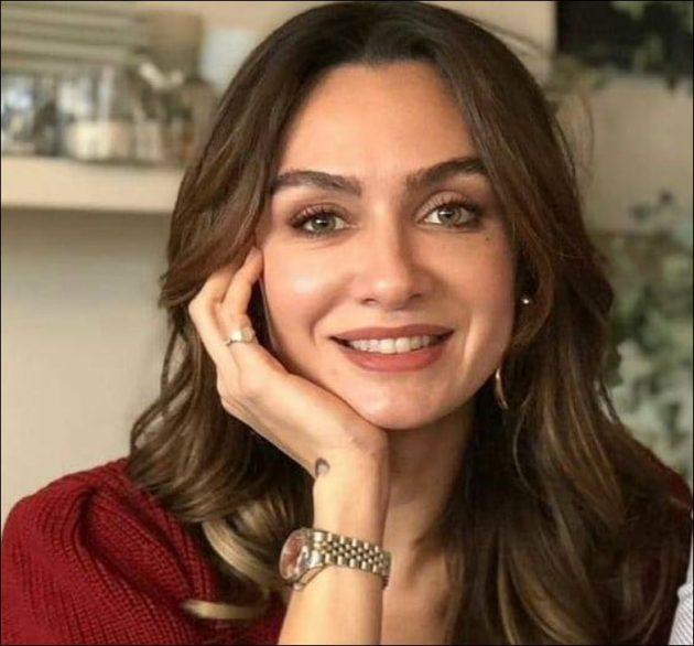 معلومات عن الممثلة التركية بيرجي أكالاي Birce Akalay