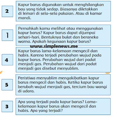 Nomorilah urutannya di kotak www.simplenews.me