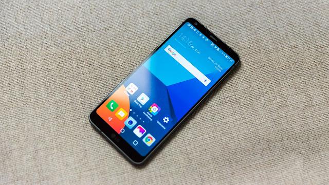 LG G6 primește în sfârșit actualizarea la Android Oreo 8.0 și în Europa