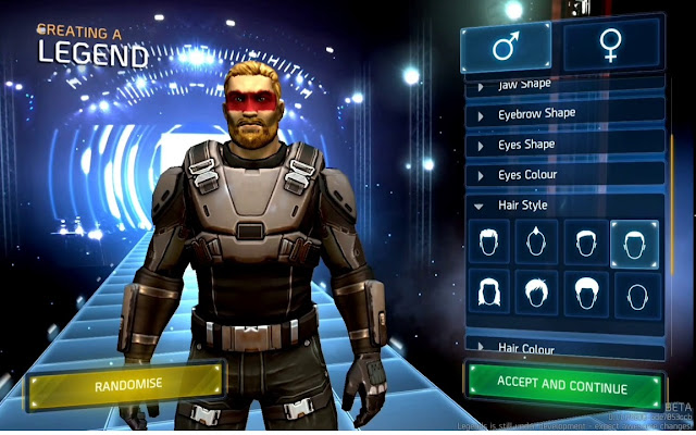 Android Games With Character Customization