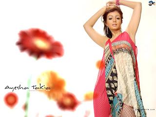 Ayesha Takia Clean Armpit