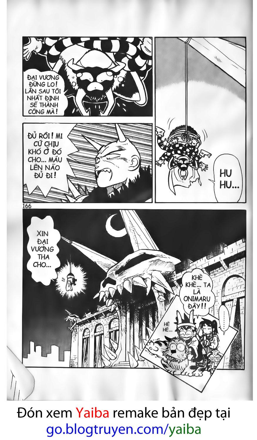 Yaiba chap 28 trang 19