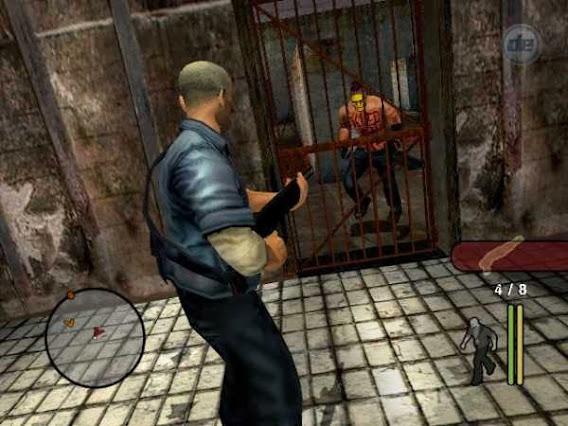 Manhunt (2003) ScreenShot