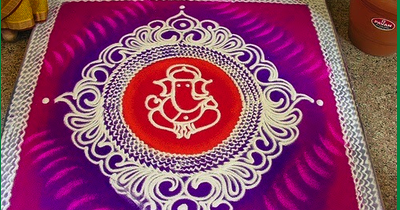 Happy Diwali Rangoli Design HD Wallpapers 2016 - Deepawali High Quality Images