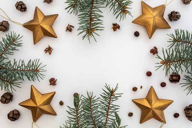 Free Christmas / New Year Decorations Vol 5