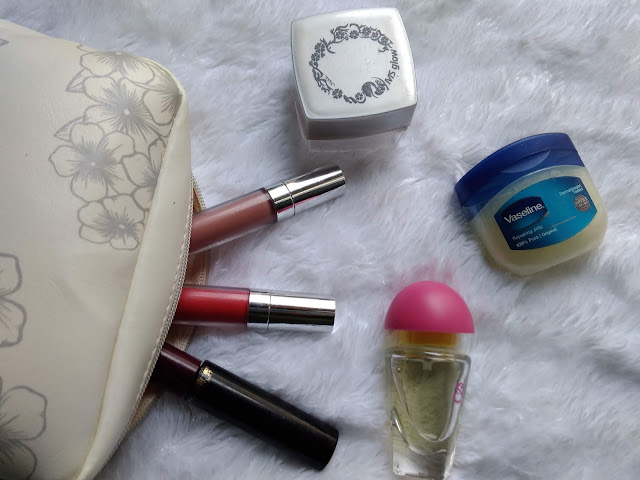 isi pouch make up