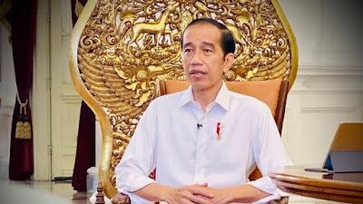 Fit dan Sehat, Presiden Jokowi Disuntik Vaksin Covid-19 di Istana pada Pukul 10 Pagi