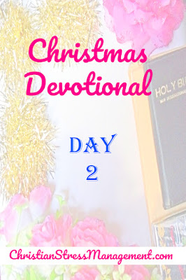 Christmas Devotional Day 2