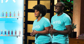 Tim and Kim Lewis, founders of CurlMix