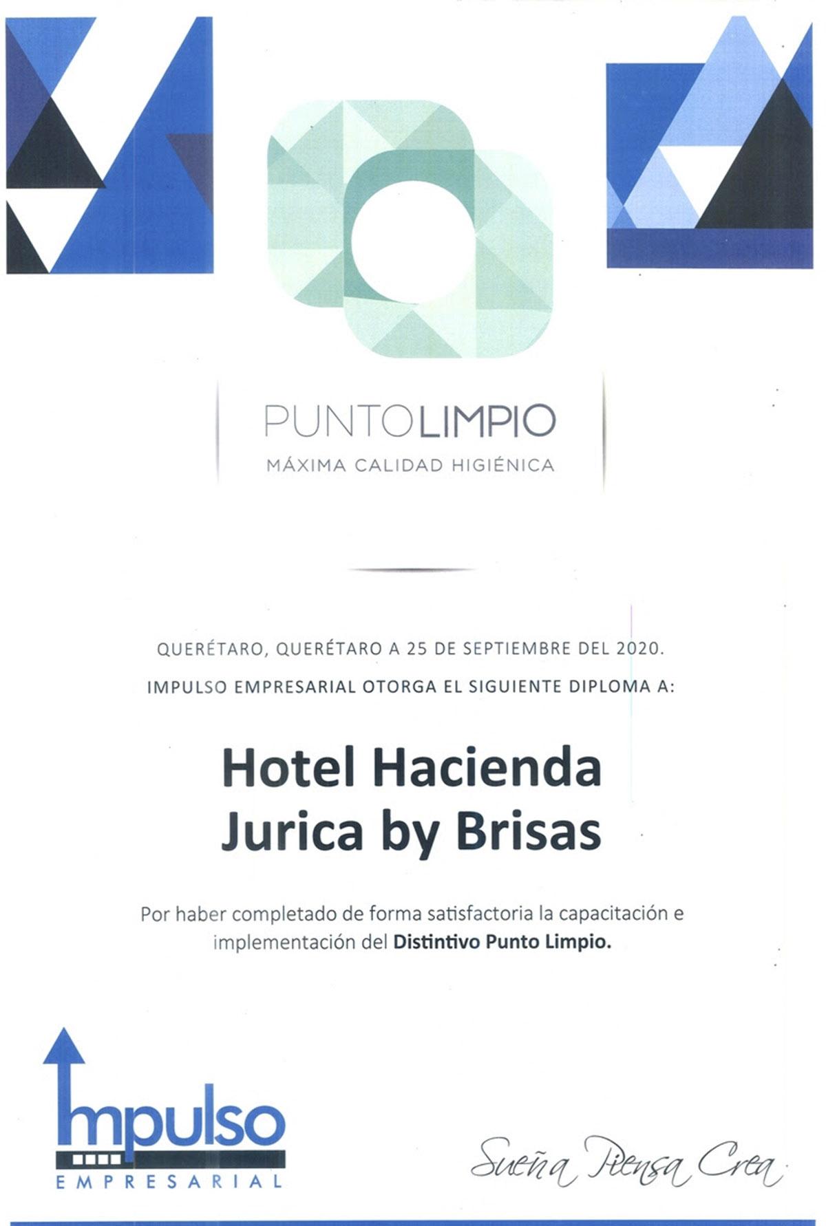 HACIENDA JURICA BRISAS QUERÉTARO PUNTO LIMPIO 02