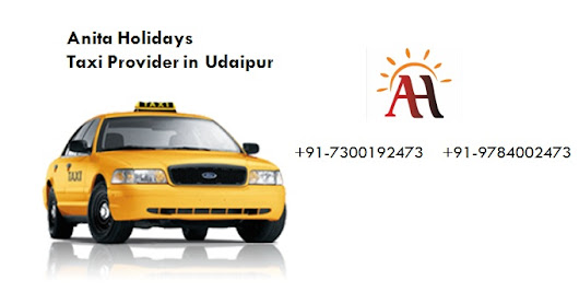 Taxi Provider in Udaipur Tour
