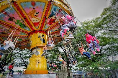 Serunya Liburan Di Citra Raya World of Wonders Theme Park Tanggerang