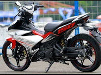 Yamaha Jupiter MX King 150, Motor Bebek Keren Dengan Tenaga Besar