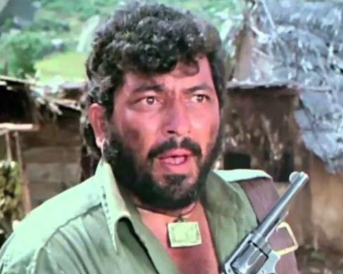 best bollywood villains amjad khan gabbar sholay