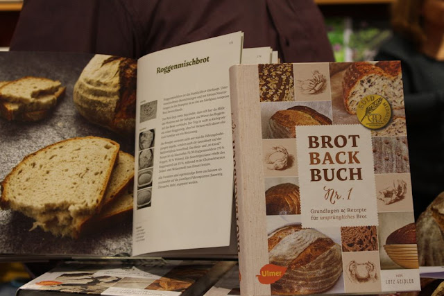 Das Brot Back Buch.