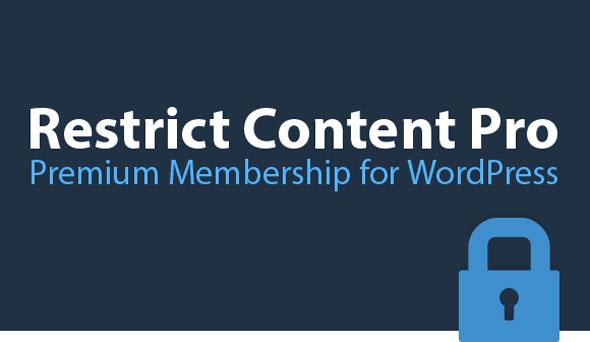 Restrict Content Pro v3.5.7 + Addons