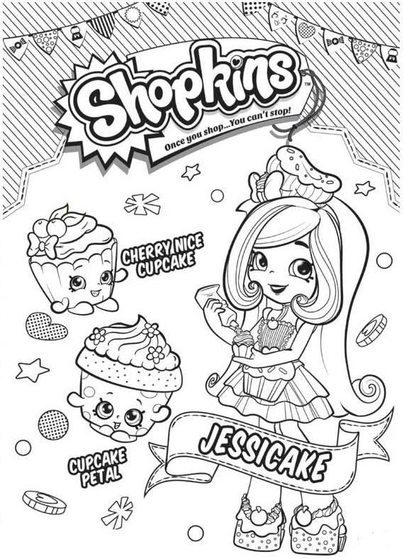 Cositas Entretenidas Y Faciles De Hacer Dibujos De Shopkins