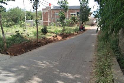 tanah kavling pinggir jalan dekat pesantren Darul Quran Bandung
