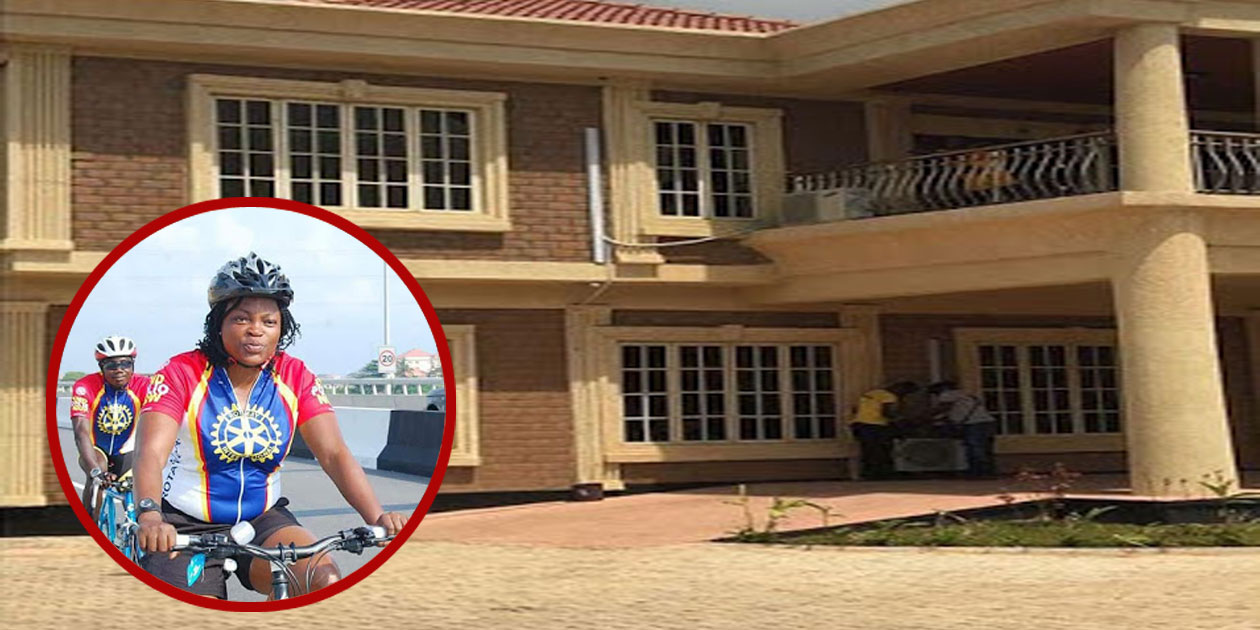 SEE PHOTOS Of Funke Akindeles 7 Bedroom Multi Million