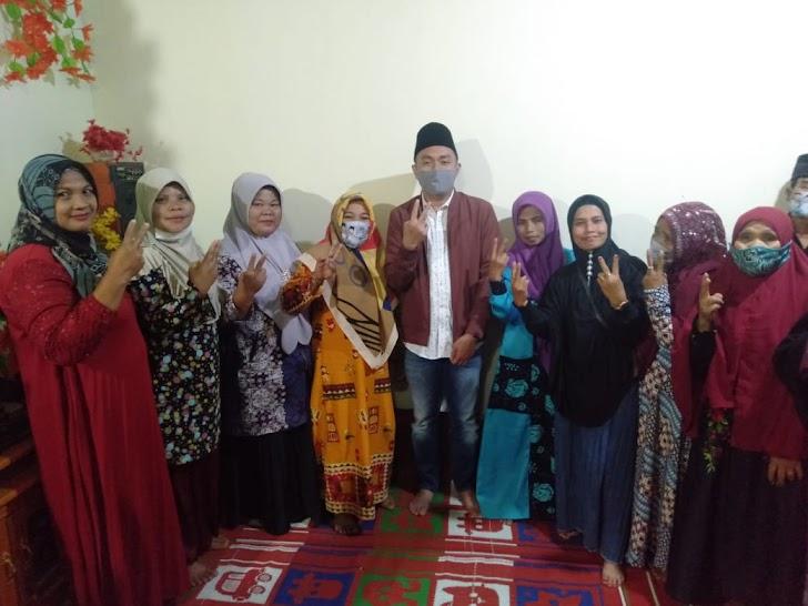 Fikar Azami bersilaturahmi dengan keluarga besar Luhah Rio Singgaro Perut Panjang