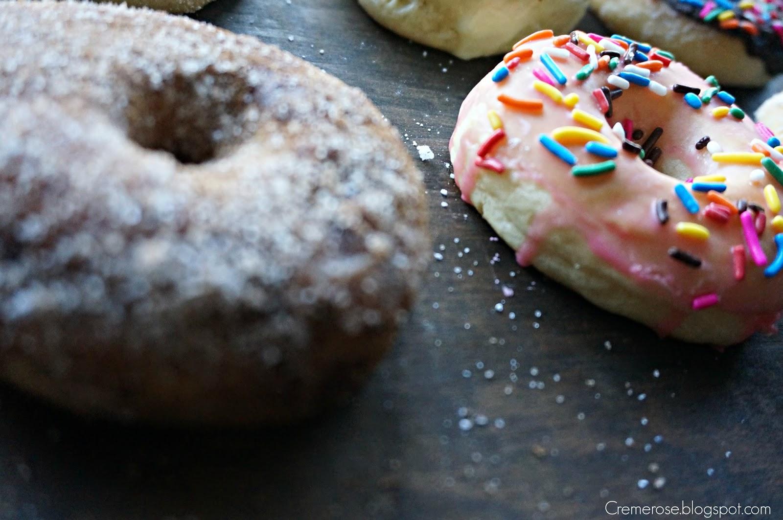 Best Baked Donut Recipe