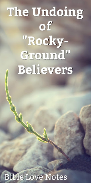 Why the Word of God is the Undoing of Rocky-Ground Faith