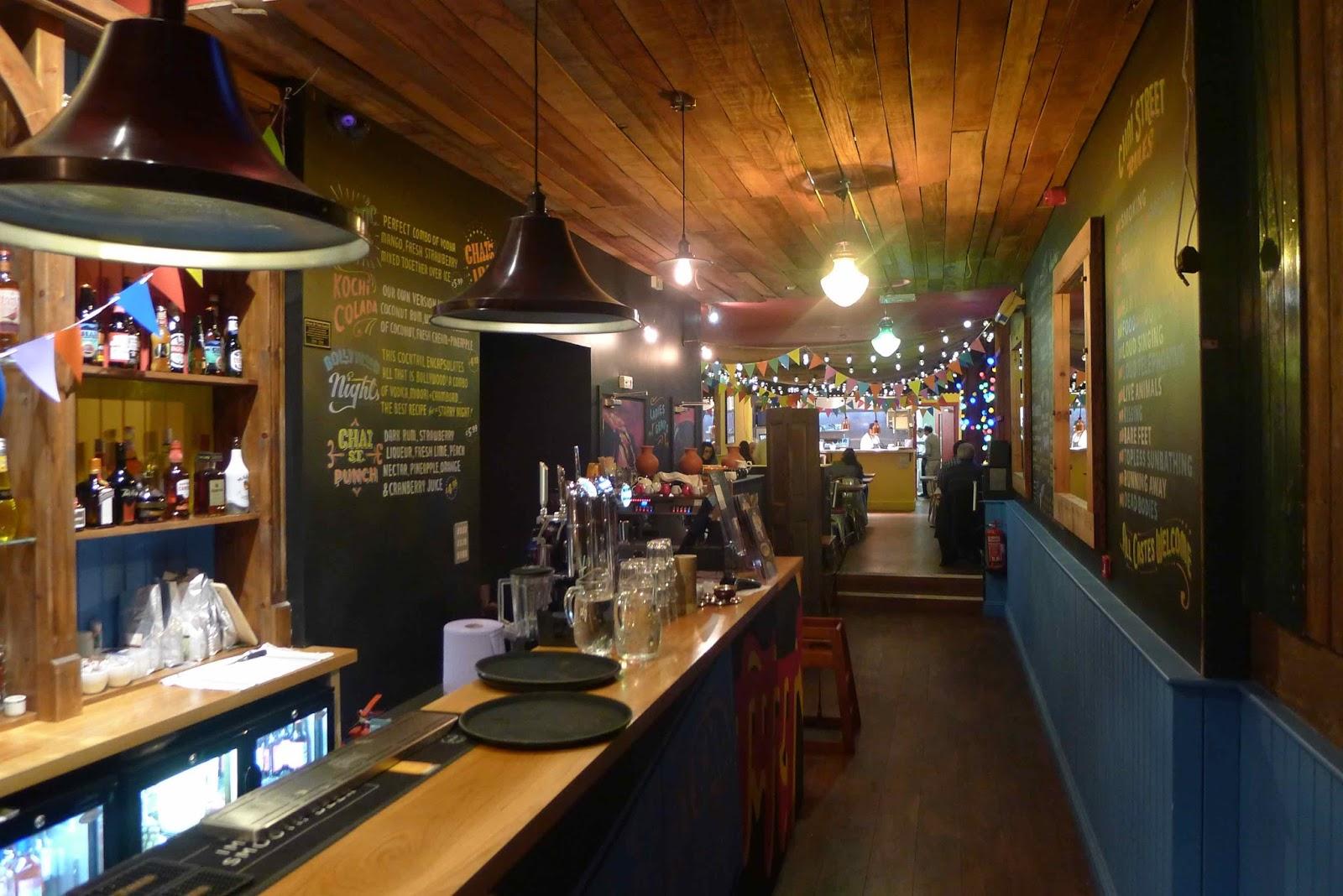 Indian Restaurant Cardiff City Centre
