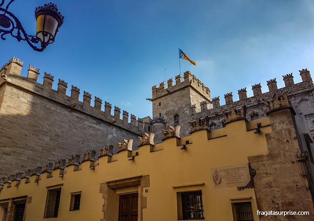 Llotja de la Seda, Valência, Espanha