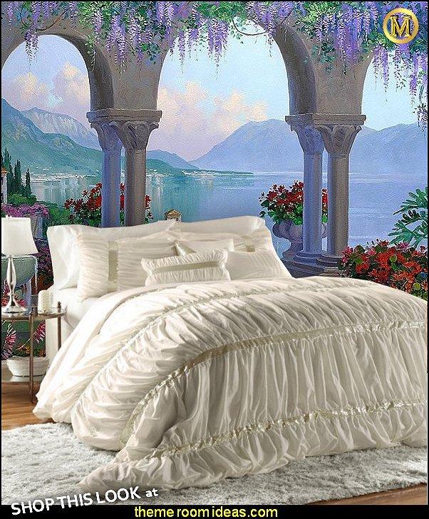 greek mythology decorating ideas-angel theme bedrooms Greek Mythology theme decorating ideas and decor