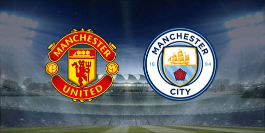 مباراة مانشستر يونايتد ومانشستر سيتي بتاريخ 07-01-2020 كأس الرابطة الإنجليزية